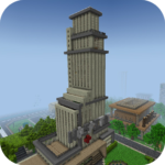 Mini Modern City Craft APK (MOD, Unlimited Money) 8.modern.city.craft