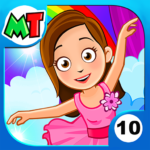 My Town : Dance School. Girls Pretend Dress Up Fun APK (MOD, Unlimited Money)