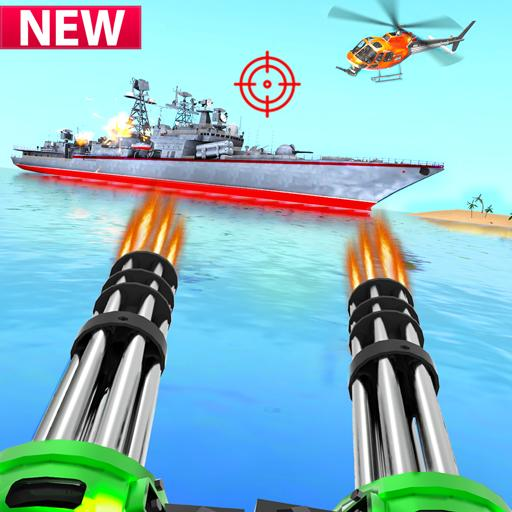 Navy Gun Strike – FPS Counter Terrorist Shooting APK (MOD, Unlimited Money) 1.0.20