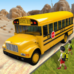 Offroad School Bus Driving: Flying Bus Games 2020 APK (MOD, Unlimited Money) 1.42