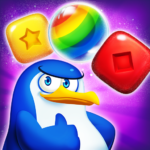 Pengle – Penguin Match 3 APK (MOD, Unlimited Money) 2.0.76