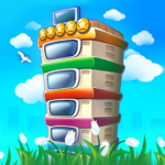 Pocket Tower: Building Game & Megapolis Kings APK (MOD, Unlimited Money) 3.20.12