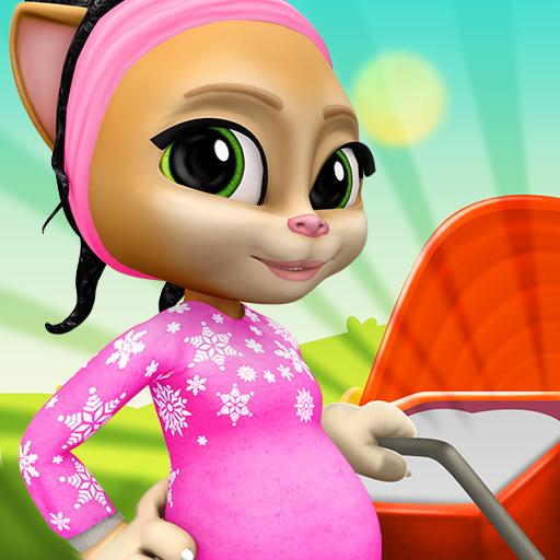 Pregnant Talking Cat Emma APK (MOD, Unlimited Money) 2.7.1