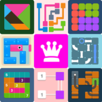 Puzzledom – classic puzzles all in one APK (MOD, Unlimited Money)7.9.87
