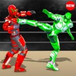 Real Robot fighting games – Robot Ring battle 2019 APK (MOD, Unlimited Money) 1.1.8
