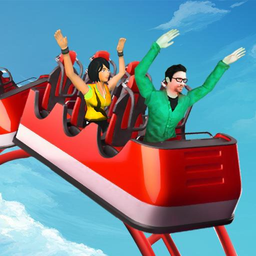 Reckless Roller Coaster Sim: Rollercoaster Games APK (MOD, Unlimited Money)
