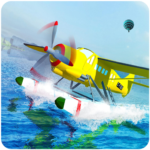Sea Pilot Flight Simulator 3D: Flying Plane Stunts APK (MOD, Unlimited Money) 1.7