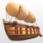 Sky Battleship – Total War of Ships APK (MOD, Unlimited Money) 0.9.9.8