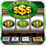 Slot Machine: Free Triple Double Gold Dollars APK (MOD, Unlimited Money) 1.8