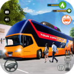 Tourist Coach Highway Driving APK (MOD, Unlimited Money) 1.0.4