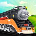 Train Collector: Idle Tycoon APK (MOD, Unlimited Money) 2.37