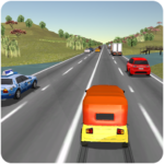 Tuk Tuk Rickshaw:  Auto Traffic Racing Simulator APK (MOD, Unlimited Money) 0.1.3