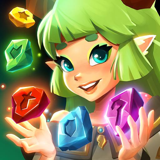 Valiant Tales: Puzzle RPG APK (MOD, Unlimited Money) 1.7.0