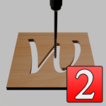 Wood Carving Game 2 – woodcarving simulator APK (MOD, Unlimited Money) 1.12