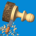 Woodturning APK (MOD, Unlimited Money) 1.8.9