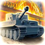 1944 Burning Bridges – a WW2 Strategy War Game APK (MOD, Unlimited Money) 1.5.2