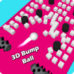 3D Bump Ball: Push The Hurdle Ball Moving Game APK (MOD, Unlimited Money) 1.5.2