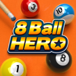 8 Ball Hero – Pool Billiards Puzzle Game APK (MOD, Unlimited Money) 1.18