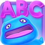 ABC glooton – Alphabet Game for Children APK (MOD, Unlimited Money) Varies with device