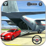 Airplane Pilot Car Transporter APK (MOD, Unlimited Money) 3.6
