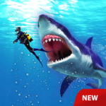 Angry Shark Attack – Wild Shark Game 2019 APK (MOD, Unlimited Money) 1.0.15