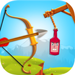 Archery Bottle Shoot APK (MOD, Unlimited Money) 1.0.14