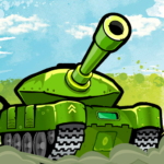 Awesome Tanks APK (MOD, Unlimited Money) 1.261
