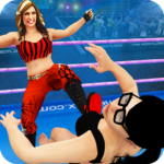Bad Girls Wrestling 2019: Hell Ring Women Fighting APK (MOD, Unlimited Money) 1.3.9