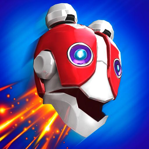 Blast Bots – Blast your enemies in PvP shooter! APK (MOD, Unlimited Money) 0.3.0.1