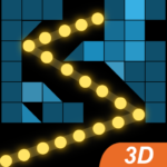 Bricks n Balls Breaker 3D – Puzzle Crusher APK (MOD, Unlimited Money) 1.4.8.7