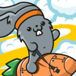 Bunny Goes Boom! Flying Game 🚀 APK (MOD, Unlimited Money) 1.1.12