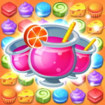 Candy Match 3 Puzzle: Sweet Monster APK (MOD, Unlimited Money) 1.3.2