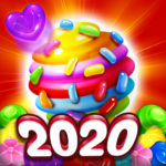Candy Smash – 2020 Match 3 Puzzle Free Game APK (MOD, Unlimited Money) 1.4.9