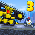 Car Eats Car 3 – Racing Game APK (MOD, Unlimited Money) 2.8