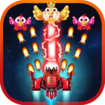 Chicken Shooter Free : Galaxy war APK (MOD, Unlimited Money) 1.4