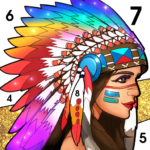 Color by Number – Happy Paint & Free Coloring Game APK (MOD, Unlimited Money) 2.4.3