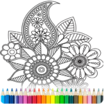 Coloring Book for Adults APK (MOD, Unlimited Money)7.3.2