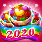 Cookie Amazing Crush 2020 – Free Match Blast APK (MOD, Unlimited Money) 8.8.0
