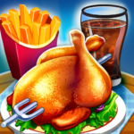 Cooking Express : Food Fever Craze Chef Star Games APK (MOD, Unlimited Money)2.4.1