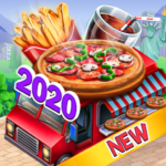 Cooking Urban Food – Fast Restaurant Games APK (OD, Unlimited Money) 8.6