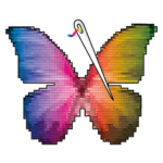 Cross Stitch Gold: Color by number, Sewing pattern APK (MOD, Unlimited Money) 1.2.4.5