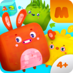 Cutie Cubies APK (MOD, Unlimited Money) 1.190423