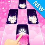 Dream Cat Piano Tiles: Free Tap Music Game APK (MOD, Unlimited Money) 1.4.3