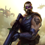 Evolution 2: Battle for Utopia. Shooting games APK (MOD, Unlimited Money) 0.596.80222