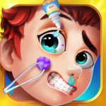 🏥👀Eye Doctor – Hospital Game APK (MOD, Unlimited Money) 2.8.5026