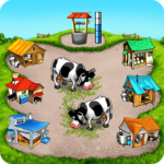 Farm Frenzy Free: Time management game APK (MOD, Unlimited Money) 1.3.6