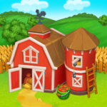 Farm Town: Happy village near small city and town APK (MOD, Unlimited Money) 3.44