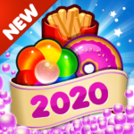 Fast Food 2020 New Match 3 Free Games Without Wifi APK (MOD, Unlimited Money) 2.0.8