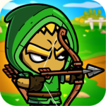 Five Heroes: The King's War APK (MOD, Unlimited Money) 3.2.0