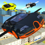 Flying Car Transport Simulator APK (MOD, Unlimited Money) 1.26